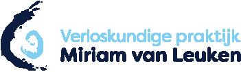 Miriam van Leuken Logo